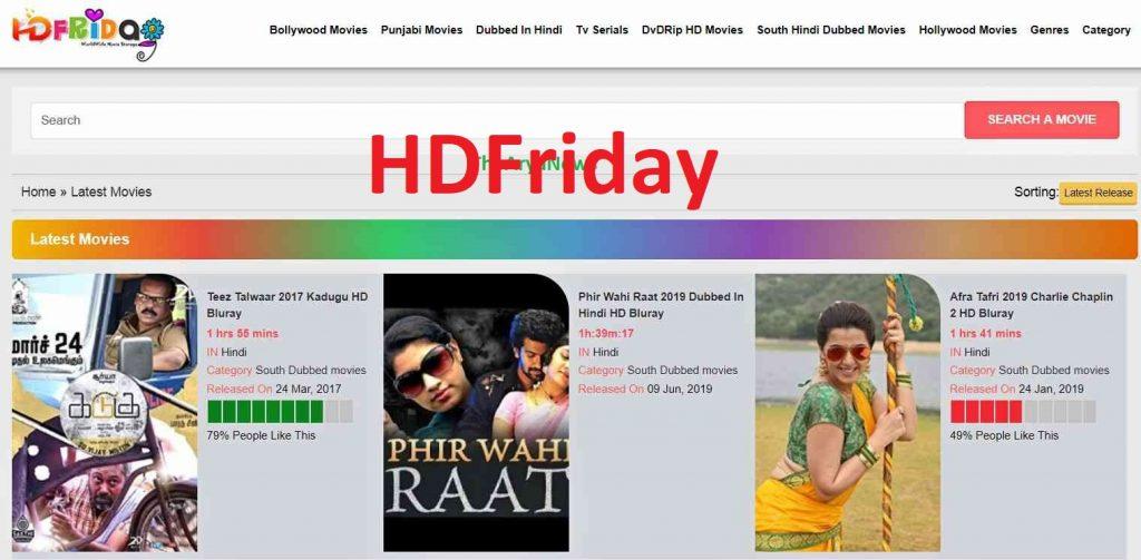 HDfriday Movies